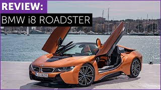 Why the BMW i8 Roadster is in a league of its own