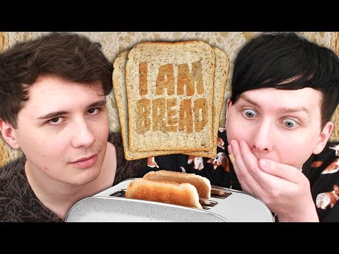 Download Youtube: THE MOST FRUSTRATING GAME EVER MADE - Dan and Phil play: I Am Bread