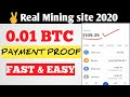 Genix.Online Best Bitcoin Cloud Mining Site 2020  NON INVESTMENT  Earn Unlimited Bitcoin