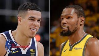 Michael Porter Jr. is like a cross between Kevin Durant & Tracy McGrady -Paul Pierce | NBA Countdown