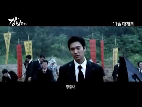 Lee Min Ho lột xác với vai găng-tơ trong phim hành động