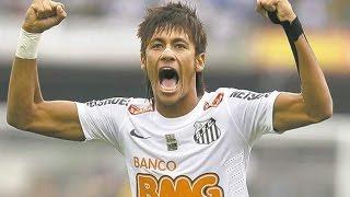 Neymar Jr ● Melhores Dribles ● Santos