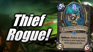 Hearthstone | THIEF ROGUE: Disaster Waiting to Happen [Cobrak]