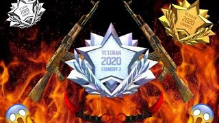 Платиновый ветеран 2020 Blinding Lights #стендофф2 #standoff2