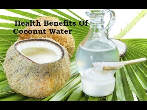Coconut Water Health Benefits For Diabetes, Digestion, Kidneys & Rehydration Of Body