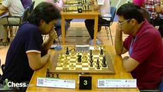 Nakamura vs Anand: World Blitz Championship