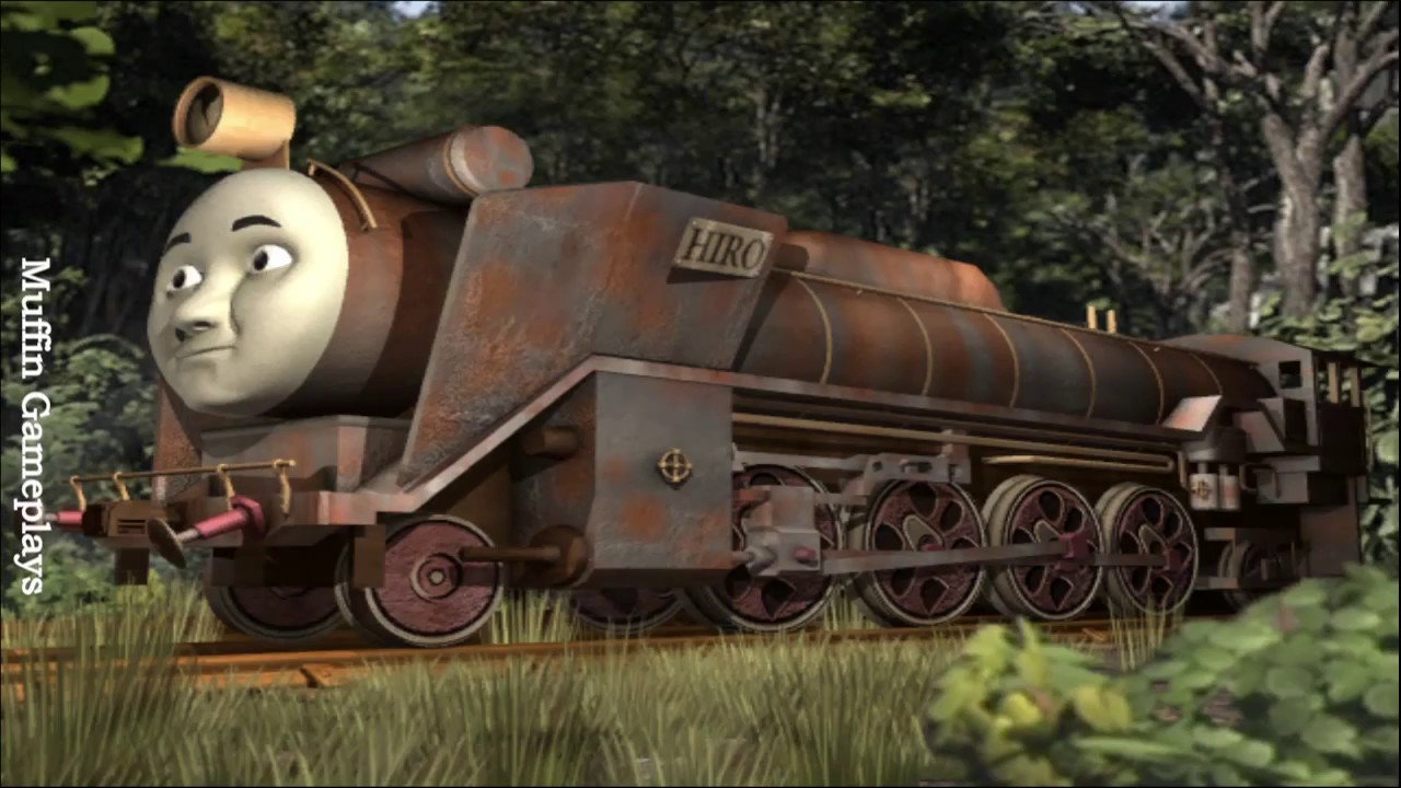 Thomas & Friends  Hero of the Rails Wii Gameplay