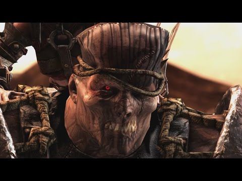 Mortal Kombat X - Torr NO MASK Intro, X Ray, Victory Pose, All Fatalities/Brutalities