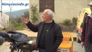Κλάδεμα και μπόλιασμα ελιάς από την Τοπική Ομάδα Πελίτι
