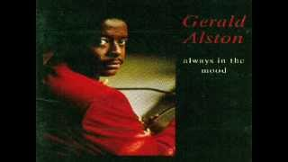 Gerald Alston: Almost there