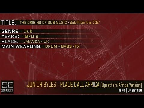 Junior Byles - Place Call Africa (Upsetters Africa Version) (Upsetter | 1970)