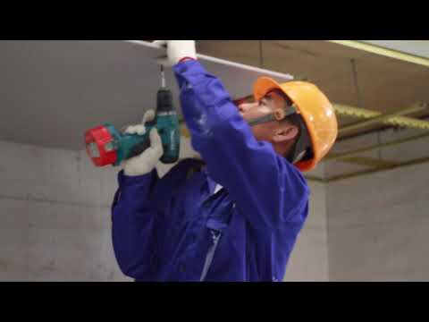 TRADE TEST FOR RECRUITING GYPSUM WORKER TO WORK IN ROMANIA - GROUP 1 (TEST 1)