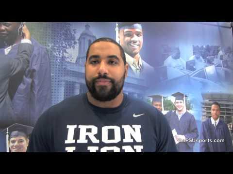 Penn State Football - John Urschel National Football Foundation Scholar-Athlete