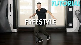 How to Freestyle Dance (Hip Hop Dance Moves Tutorial) | Mihran Kirakosian - Stafaband