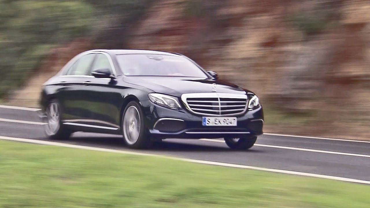 2017 mercedes e 220 d exclusive youtube. Black Bedroom Furniture Sets. Home Design Ideas