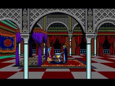 Prince of Persia (1992) FM Towns végigjátszás (REWiRED)