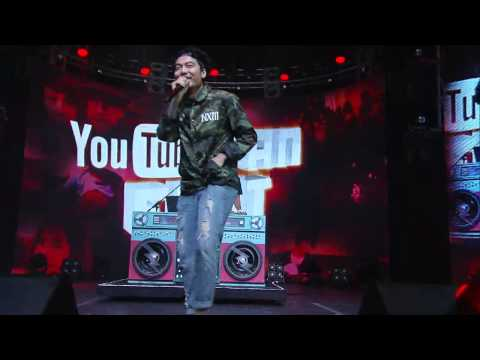 Dumbfoundead @ YouTube FanFest Korea 2014
