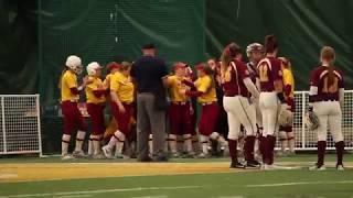 Highlights: NSU Softball vs Minnesota Duluth 4/10/19