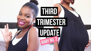 Third Trimester Recap | Baby O. is Almost Here!  | South African Mom Blogger