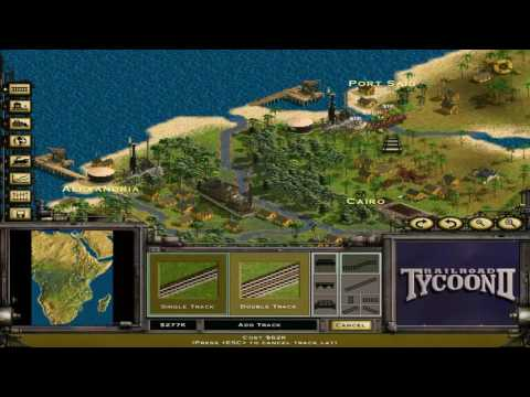 Railroad Tycoon 2 Platinum - 18 - Classic Campaign: Cape to