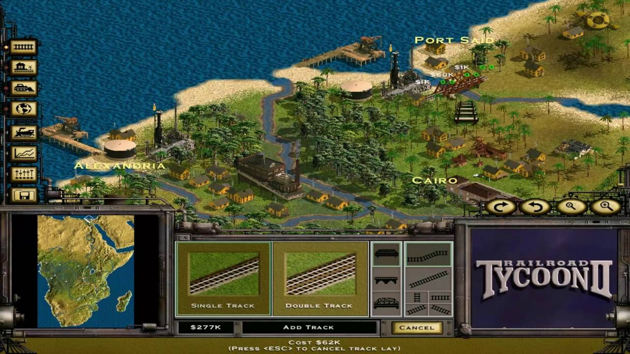 Railroad Tycoon 2 Platinum 18