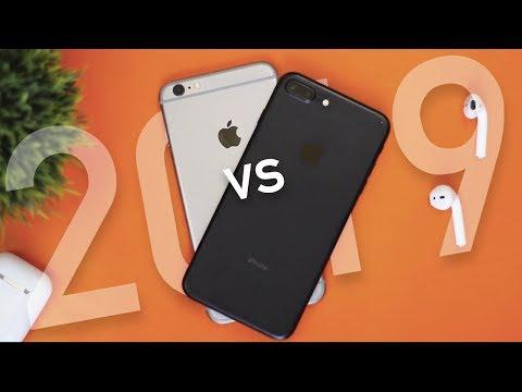 iPhone 6S PLUS vs iPhone 7 PLUS / ¿Cual Me Compro? / Vale La Pena Aún?