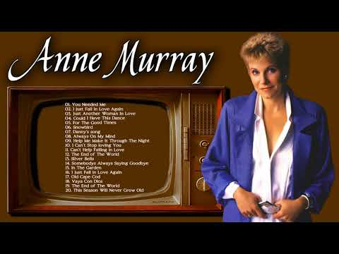 Anne Murray Greatest Hits Playlist - The Best Songs of Anne Murray Full Album