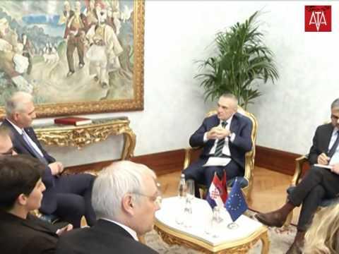 Kryetari i Kuvendit, z  Ilir Meta takohet me Prokurorin e Përgjithshëm të Kroacisë, z  Dinko Cvitan