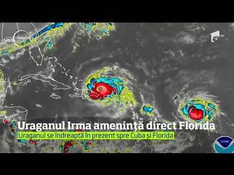 Uraganul Irma continuă sa devasteze insulele care îi stau în cale