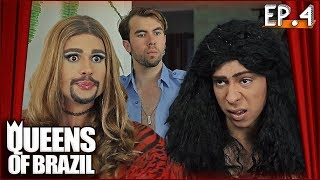 QUEENS OF BRAZIL  |  4º EP - Adivinha quem vem pro Jantar?
