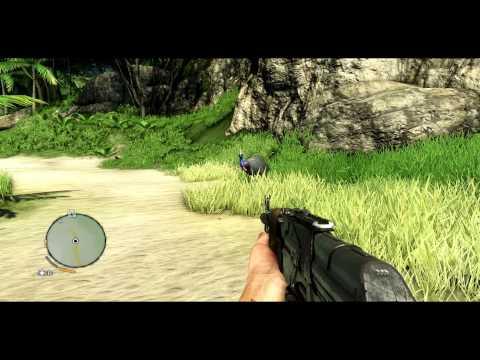 Far Cry 3 Cassowary-Horde Attack