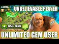 UNLIMITED GEMS USER INDIAN CLASHER IN CLASH OF CLANS 2018
