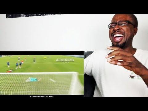 Top 10 Craziest Commentators In Football REACTION