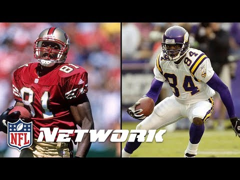 Terrell Owens or Randy Moss: Which One Should Make the Hall of Fame? | NFL Network