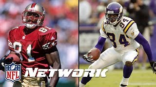 Terrell Owens or Randy Moss: Which One Should Make the Hall of Fame?   NFL Network