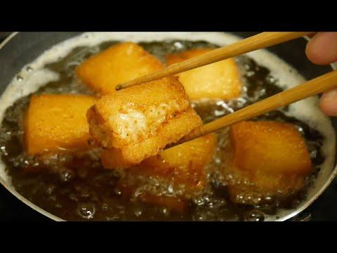 Eng Sub Fried Shrimp Sandwich Menbosha Mian Bao Xia 멘보샤 Ep 57 Youtube