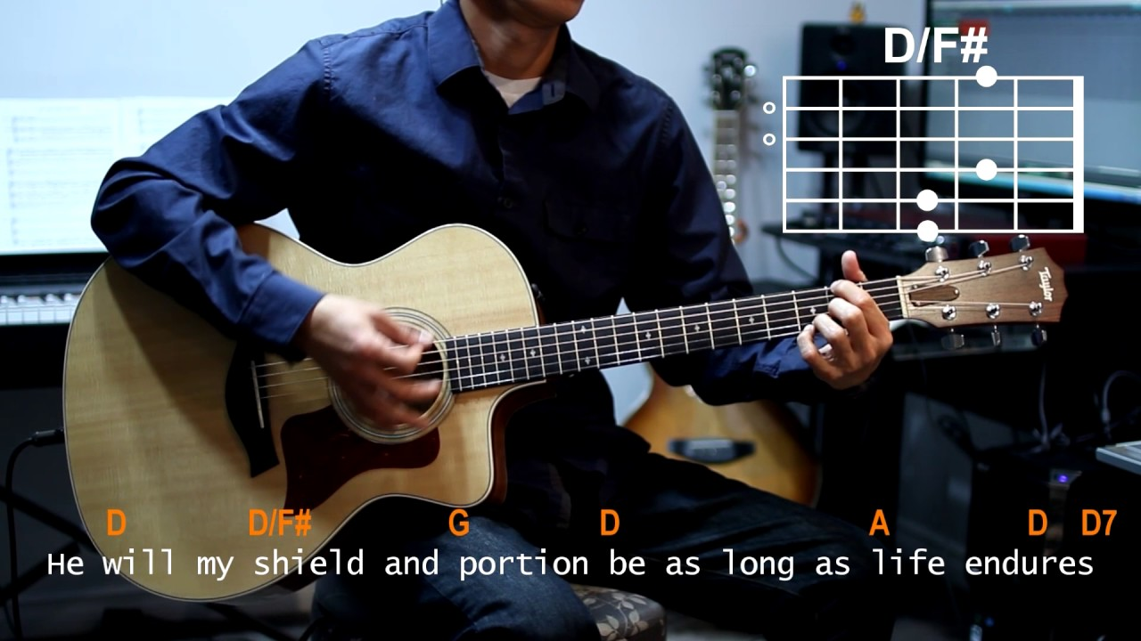 chris tomlin amazing grace my chains are gone female cover with guitar chords lesson youtube. Black Bedroom Furniture Sets. Home Design Ideas