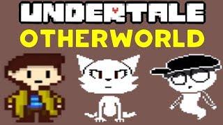 Undertale - Otherworld | Душа любопытства