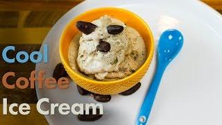 Cool Coffee Ice Cream