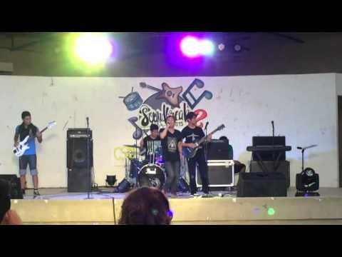 Jessie J - Domino Band Cover (Live)