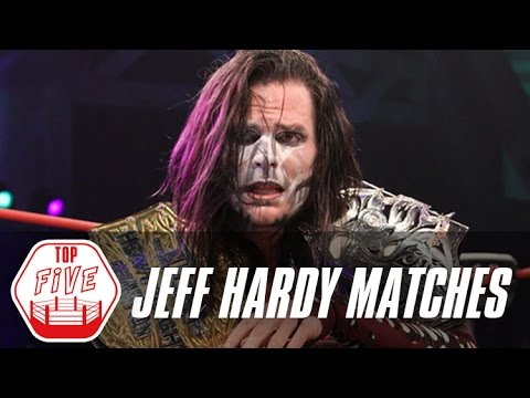 Top 5 Jeff Hardy Matches   Fight Network Flashback