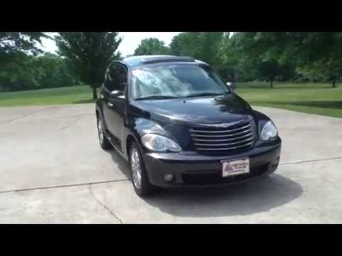HD VIDEO 2006 PT CRUISER GT TURBO BLACK FOR SALE SEE WWW SUNSETMOTOTRS COM