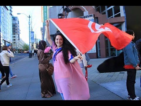 VLOG | Tunisians in Seattle say no to terorism