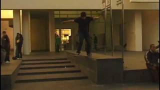 BILLY MOYLE FRONT TAIL BIG SPIN MACBA! COTW 35