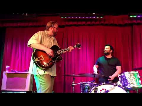 Kid Andersen plays Wham with Rick Estrin & the Nightcats in SF 2/22/18