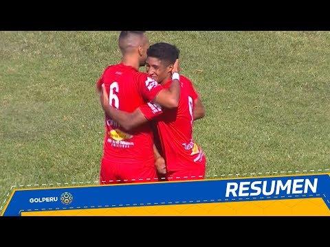 Resumen: Juan Aurich vs Sport Victoria (2-1)