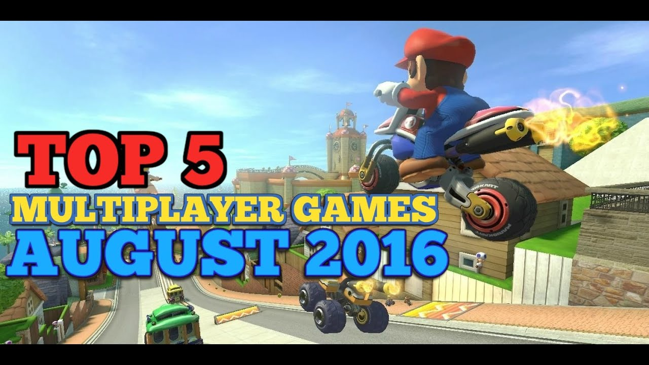Top 5 Multiplayer Games Of August 2016 For Android Ios Wi