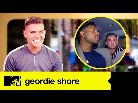 Nathan Henry & Sam Gowland Kick Reet Off Over Chloe Ferry | Geordie Shore 17 Ep #2 Highlights
