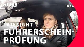 Pierres praktische Führerscheinprüfung