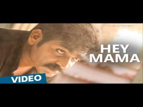 Hey Mama Karaoke Lyric Video   Sing Along   Sethupathi (2016)